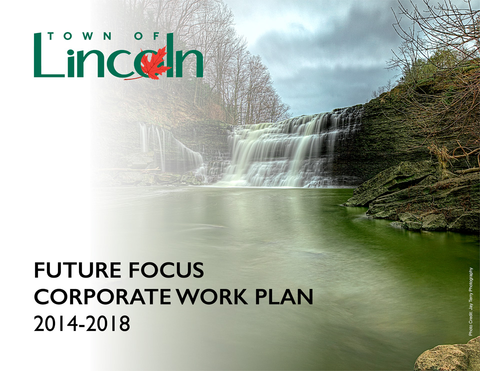 Town of Lincoln | Corporate Work Plan