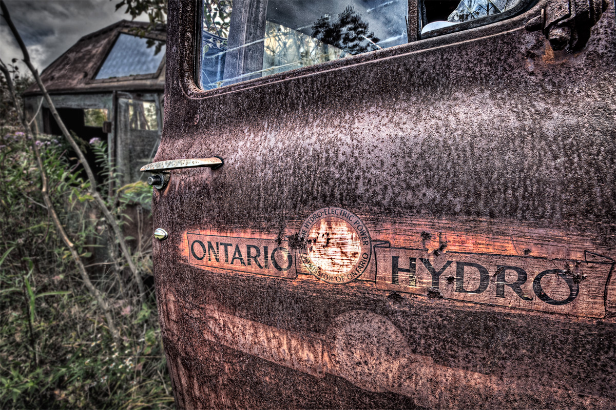 Rusted Truck | Workshops