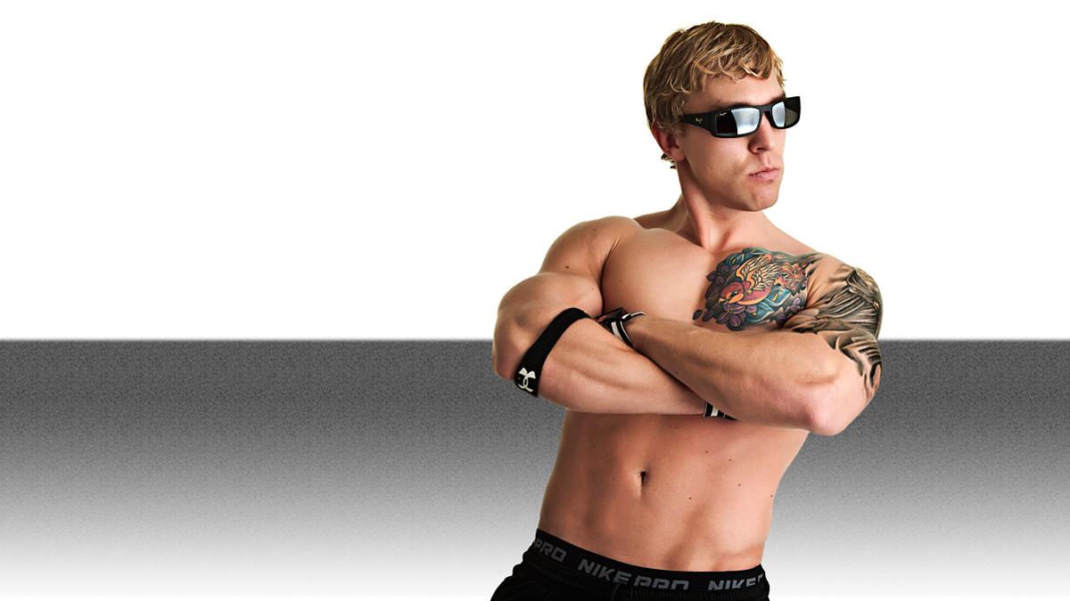 Fitness Photographer   Confidence