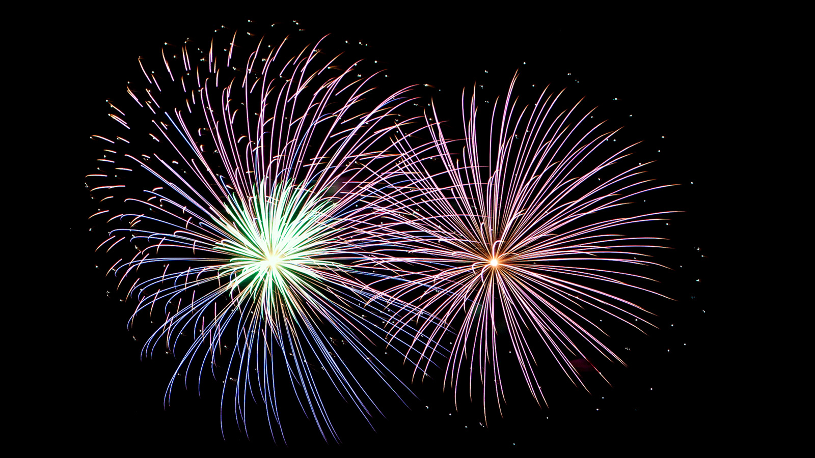 Fireworks Canada Day London ON