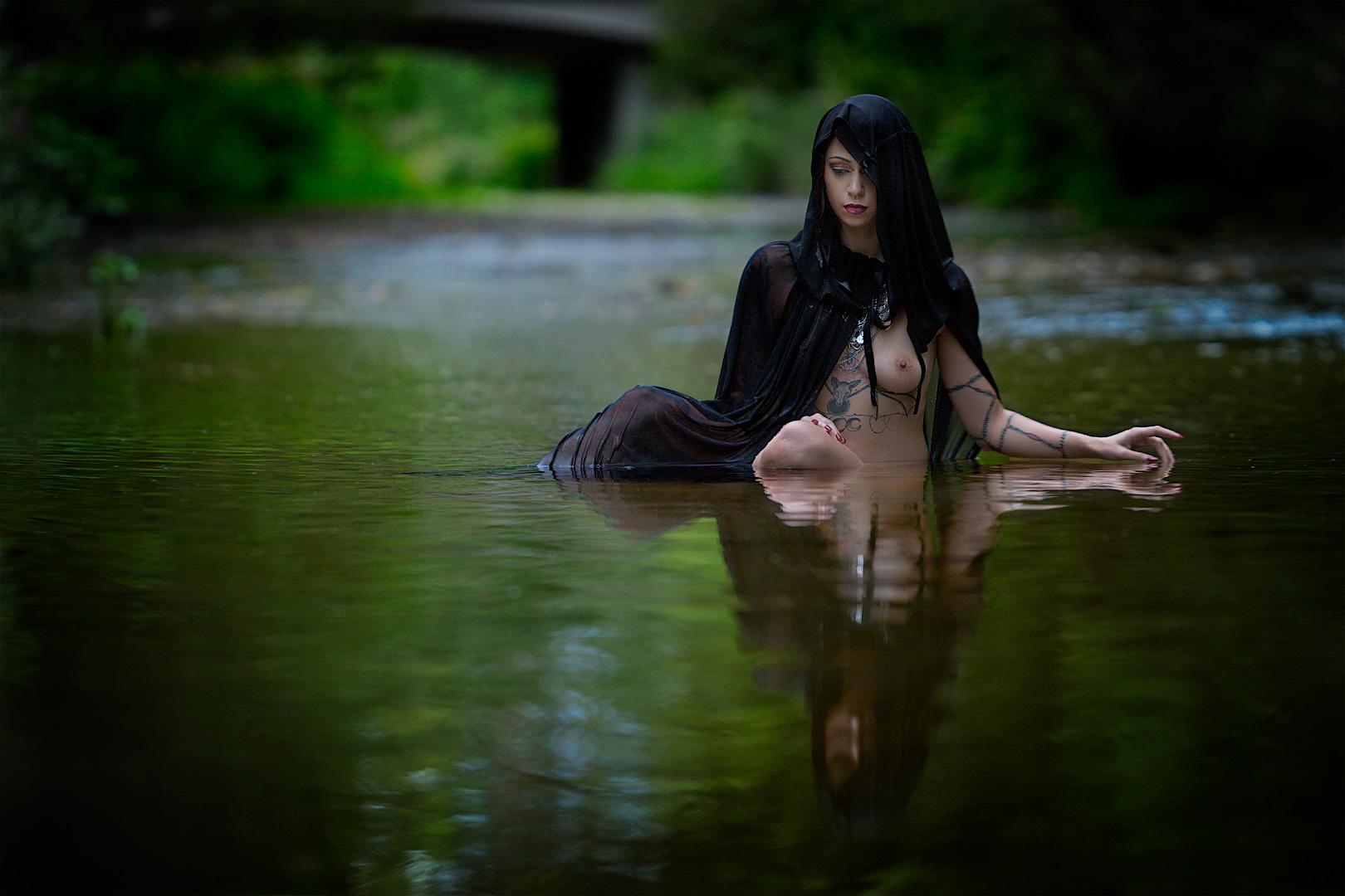 Fine Art Nude | Aqua Femina