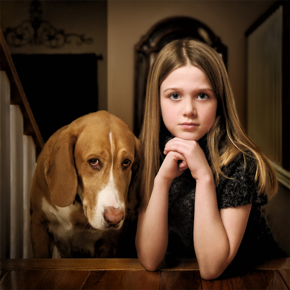 Child and Pet Portraits in London and Woodstock