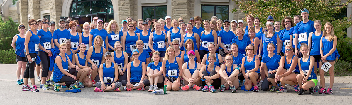 LHSC Couch to 5K Running Group 2015